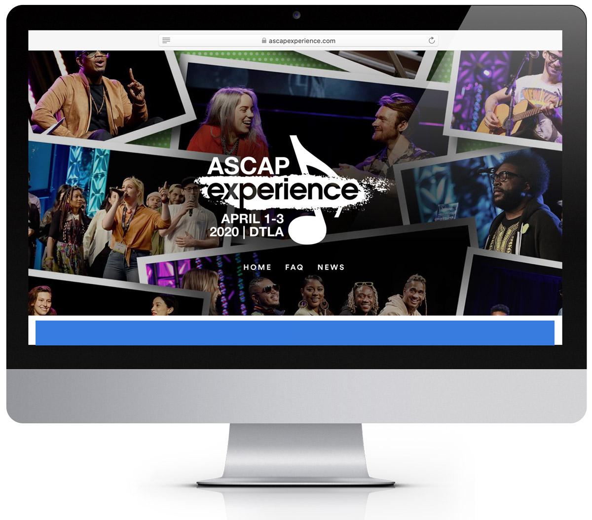 ASCAP Desktop