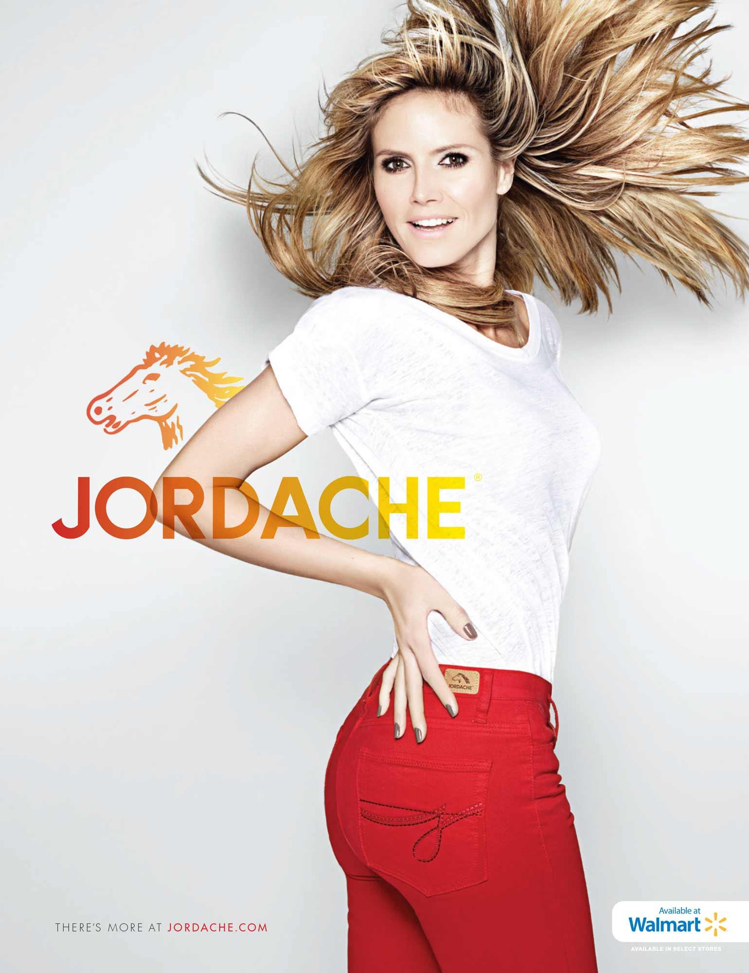 Jordache Large Ad