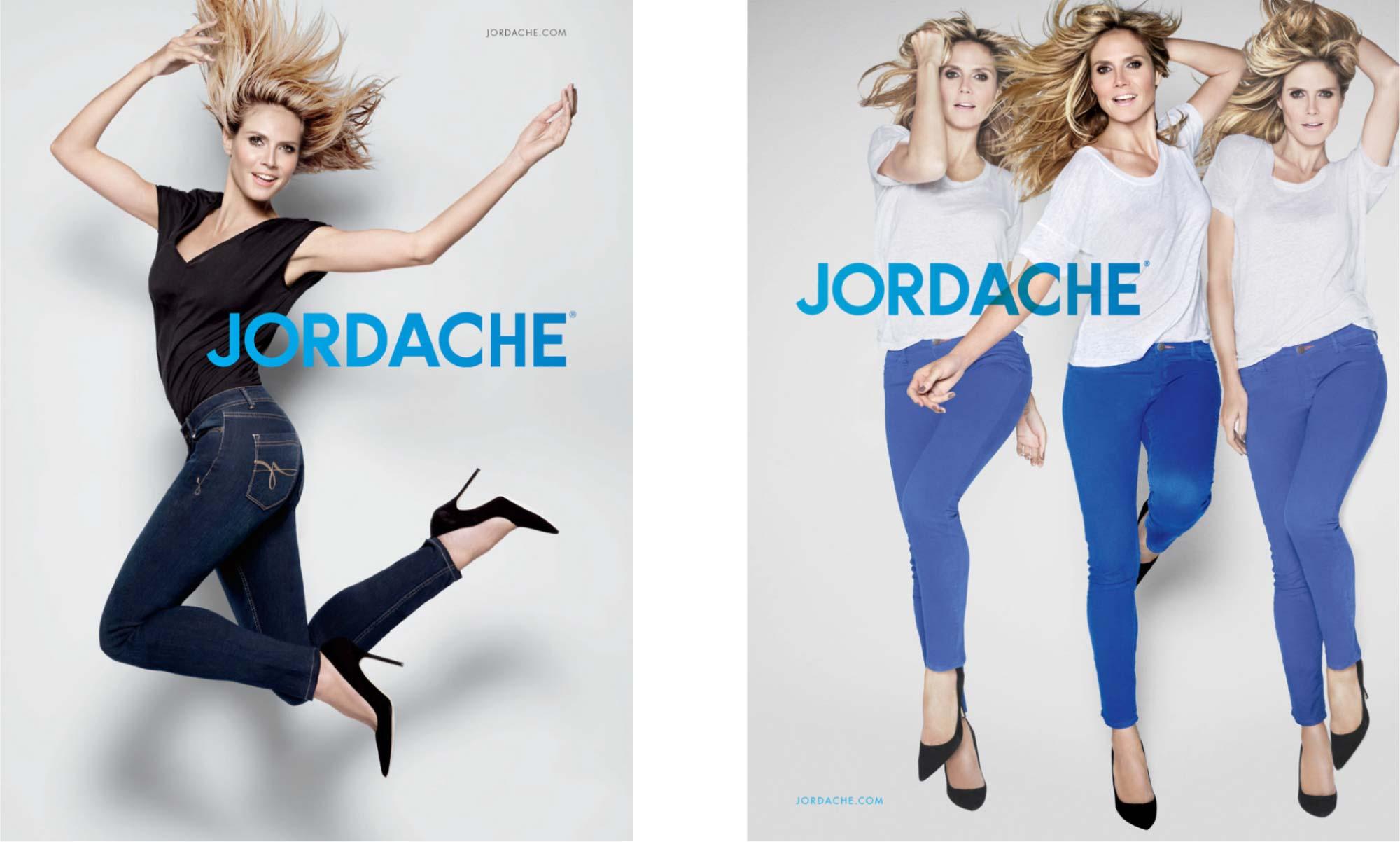 Jordache Double Ad