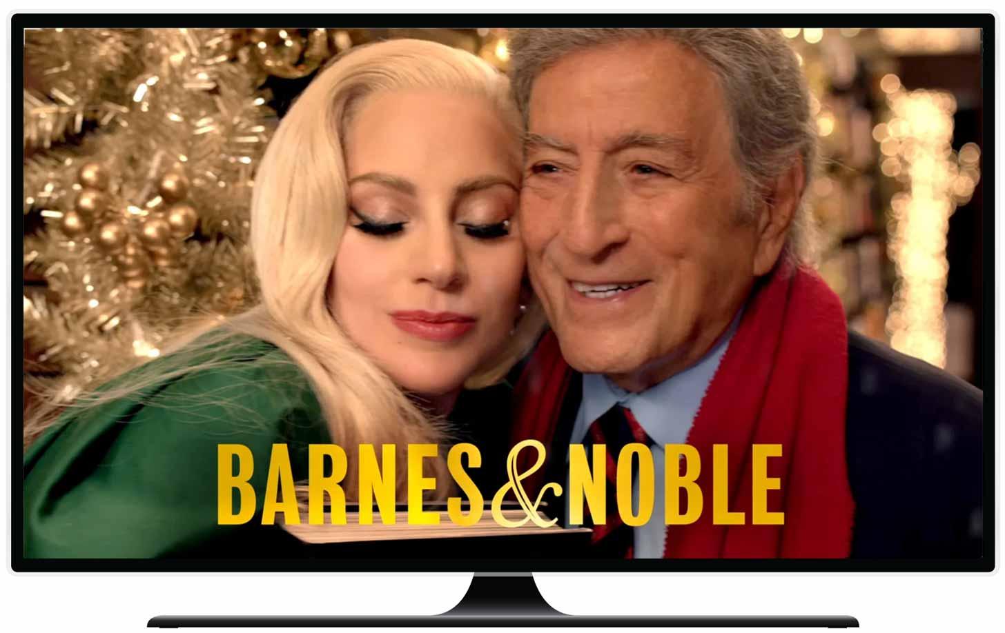 Barnes & Noble TV Ad