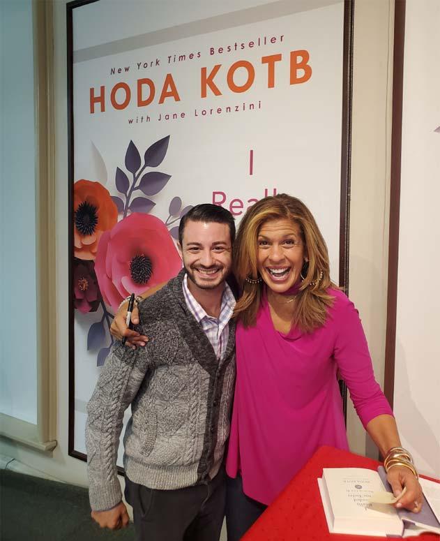 B&N Hoda Meet